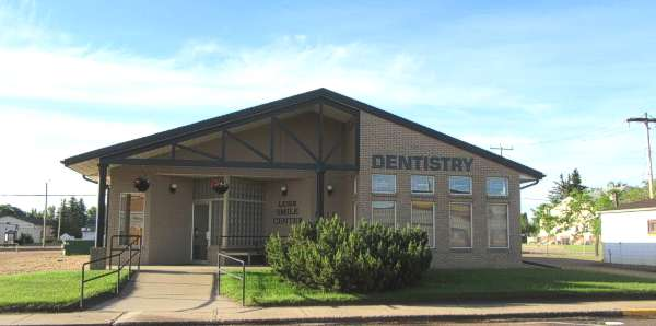 Front of Dental Office